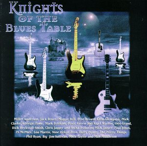 Knights Of The Blues Table Knights Of The Blues Table Bruce Jagger Taylor Green Hdcd Brown Clempson Clarke Brown