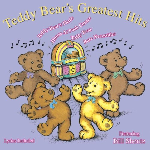 Bill Shontz Teddy Bear's Greatest Hits