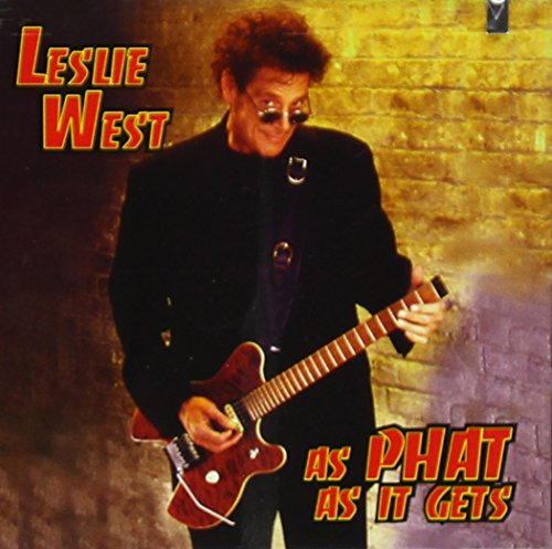 Leslie West As Phat As It Gets