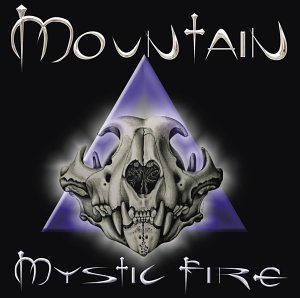 Mountain Mystic Fire
