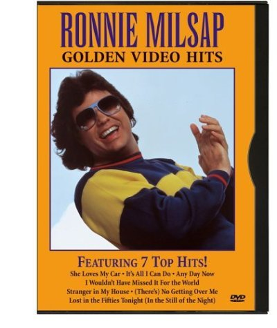 Ronnie Milsap Golden Video Hits