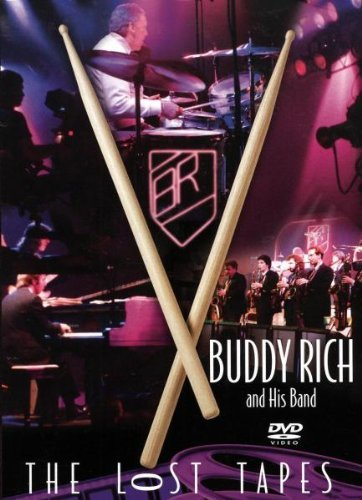 Buddy Rich Lost Tapes Amaray