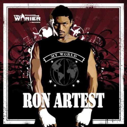 Ron Artest My World Explicit Version Incl. Bonus DVD