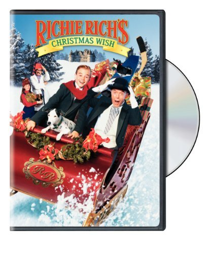 Richie Rich's Christmas Wish Gallagher Mull Warren Pg
