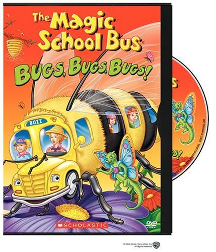 Magic School Bus Bugs Bugs Bugs Clr Nr