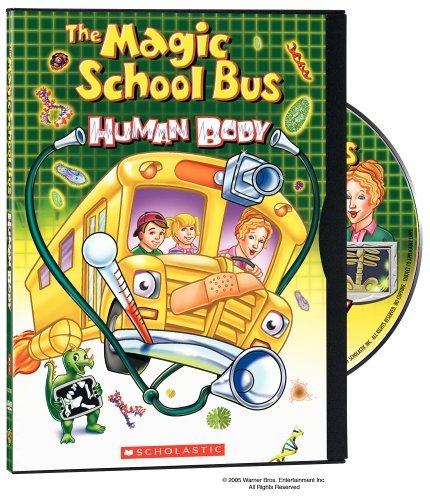 Magic School Bus Human Body Clr Cc Chnr