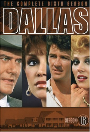 Dallas Season 6 DVD Nr 5 DVD