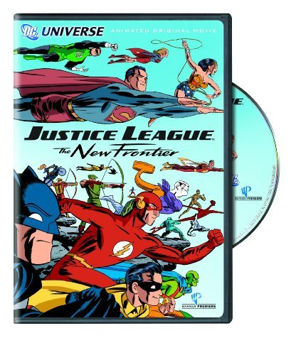 Justice League New Frontier Ws Nr