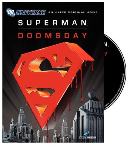 Superman Doomsday Superman Doomsday Pg13 2 DVD