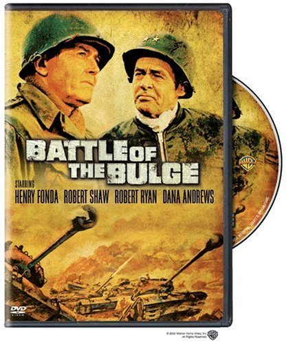 Battle Of The Bulge Fonda Shaw Ryan Andrews Savala Nr