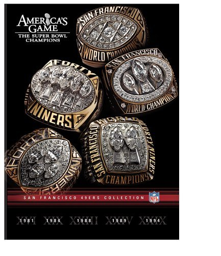 San Francisco 49ers Nfl Americas Game Nr 5 DVD