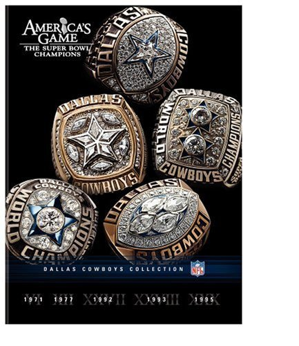 Dallas Cowboys Nfl Americas Game Nr 5 DVD