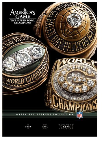 Green Bay Packers Nfl Americas Game Nr 3 DVD