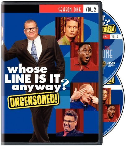 Whose Line Is It Anyway Whose Line Is It Anyway Vol. Nr