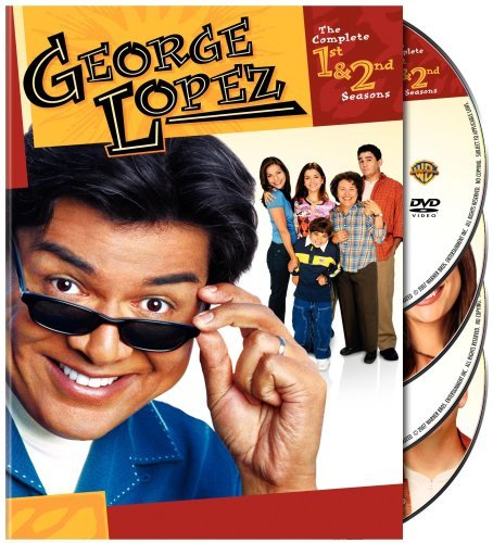 George Lopez Season 1 2 Clr Nr 4 DVD