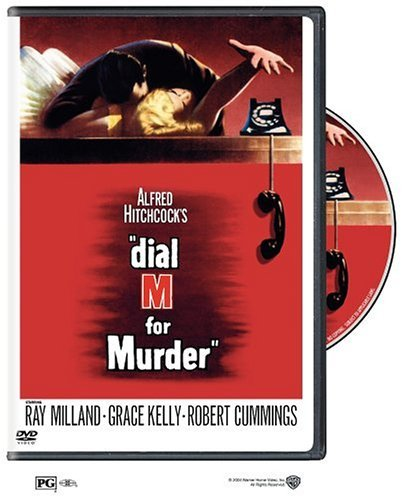 Dial M For Murder Milland Kelly Cummings William Nr