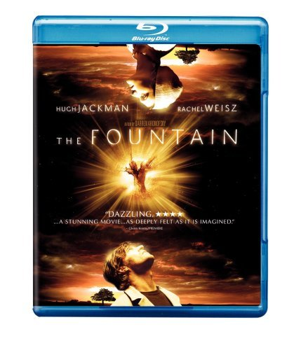 Fountain Jackman Weisz Blu Ray Ws Pg13