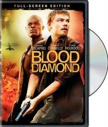 Blood Diamond De Caprio Hounsou Connelly Clr R