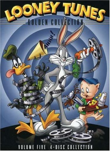 Looney Tunes Vol. 5 Golden Col Looney Tunes Nr 4 DVD