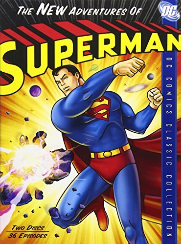 New Adventures Of Superman Col New Adventures Of Superman Nr 2 DVD