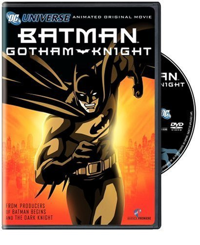 Batman Gotham Knight Batman Gotham Knight Ws Nr