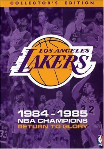 Nba Los Angeles Lakers 1985 Ch Nba Los Angeles Lakers 1985 Ch Nr 7 DVD