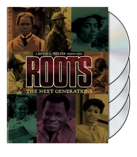 Roots The Next Generations Roots The Next Generations Ws Nr 4 DVD