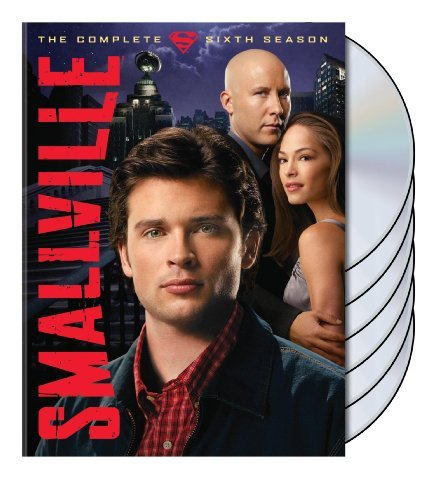 Smallville Season 6 DVD
