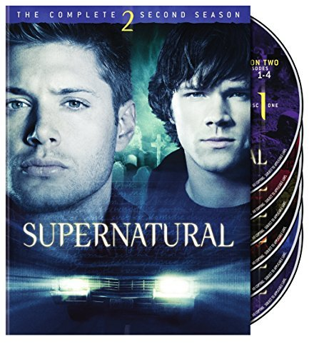Supernatural Season 2 DVD Nr Ws