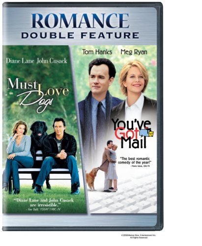 Must Love Dogs You've Got Mail Romance Double Feature Pg13 2 On 1