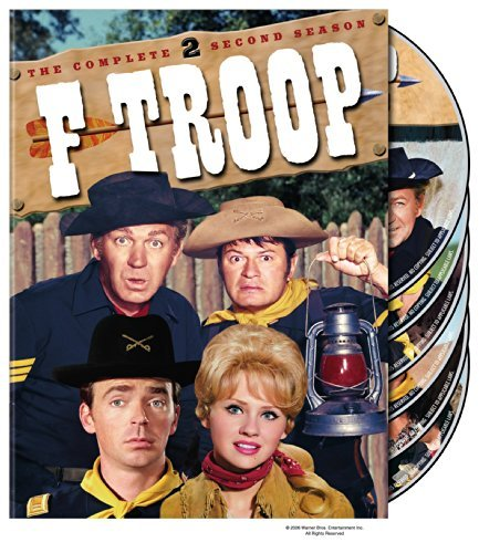 F Troop Season 2 DVD