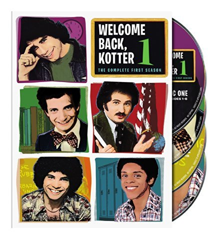 Welcome Back Kotter Season 1 DVD Nr