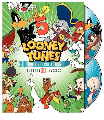 Looney Tunes Vol. 5 Spotlight Looney Tunes Nr 2 DVD