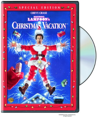 National Lampoon's Christmas Vacation Chase D'angelo Quaid Ladd Rand DVD Pg13