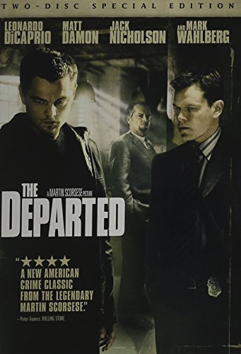 Departed Dicaprio Damon Nicholson Wahlb Clr Ws R 2 DVD