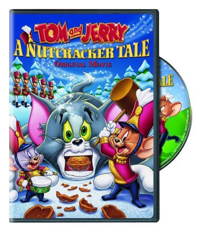 Nutcracker Tale Tom & Jerry Nr