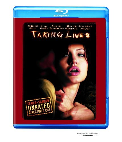 Taking Lives Jolie Sutherland Rowlands Blu Ray Ws Extended Cut Nr