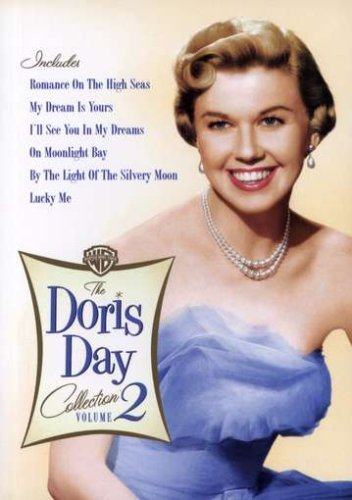 Doris Day Vol. 2 Collection Clr Bw Nr 6 DVD
