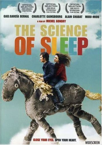 Science Of Sleep Chabat Gainsbourg Garcia Clr Ws Fs Nr