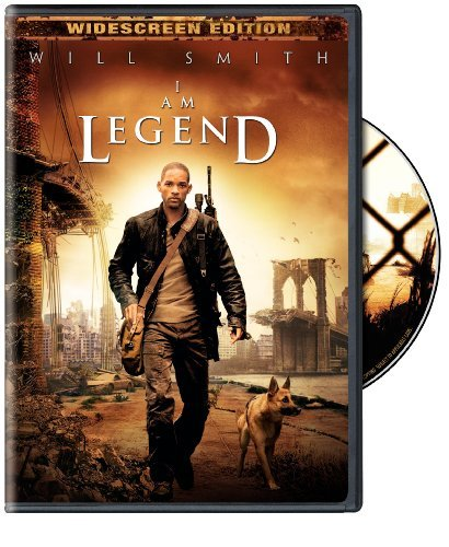 I Am Legend Smith Richardson Braga Pollack DVD Pg13 Ws