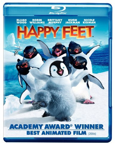 Happy Feet Happy Feet Blu Ray Ws Pg
