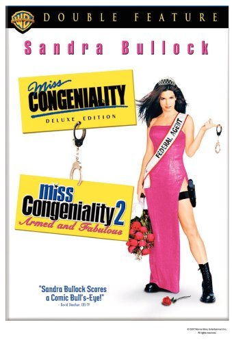 Miss Congeniality Miss Congeni Warner Double Features Clr Nr 2 DVD