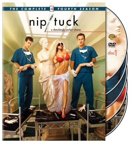 Nip Tuck Season 4 Ws Nr 5 DVD