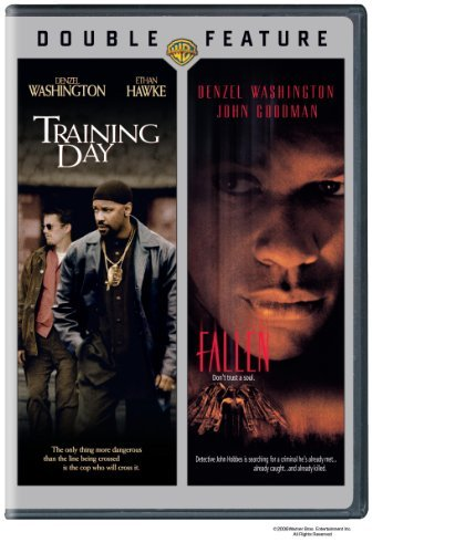 Training Day Fallen Warner Double Features Nr 2 DVD