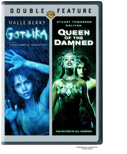 Gothika Queen Of The Damned Warner Double Features Nr 2 DVD