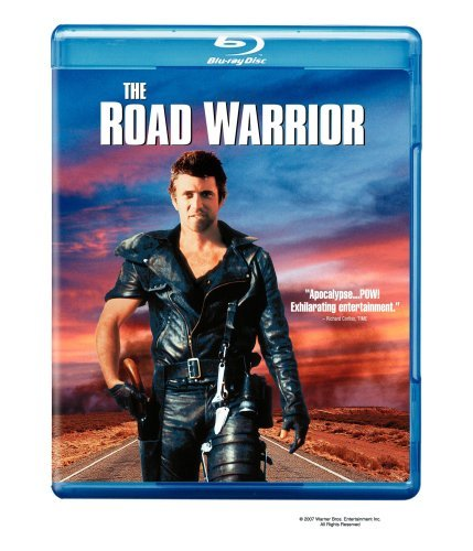 Road Warrior Gibson Spence Minty Wells Hey Ws Blu Ray R