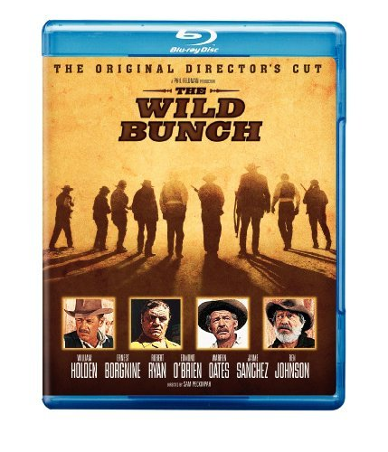 Wild Bunch Holden Borgnine Ryan Oates Mar Blu Ray Ws Pg13