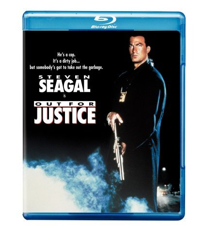 Out For Justice Seagal Forsythe Orbach Marguli Blu Ray Ws R