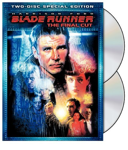 Blade Runner Ford Hauer Young Walsh Olmos Final Cut Special Ed. R 2 DVD