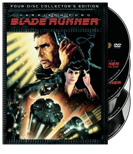 Blade Runner Ford Hauer Young Walsh Olmos Coll. Ed. R 4 DVD